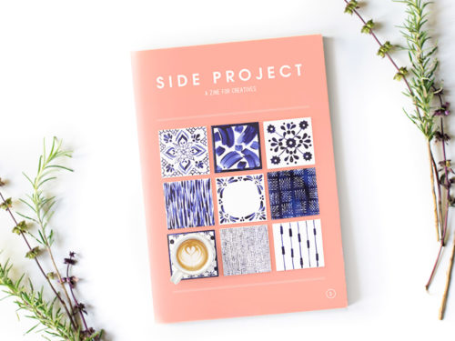 Photo of Side Project Issue 3