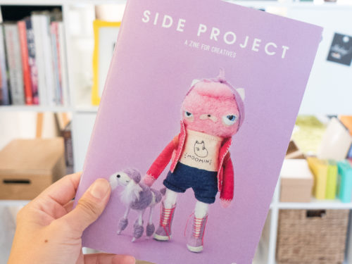 Photo of Side Project Issue 4